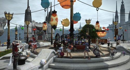 FF14プレイヤー主催イベント『Hezz Satz』【爆炎祭】2018